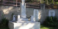 Kriegerfriedhof bei Spondinig